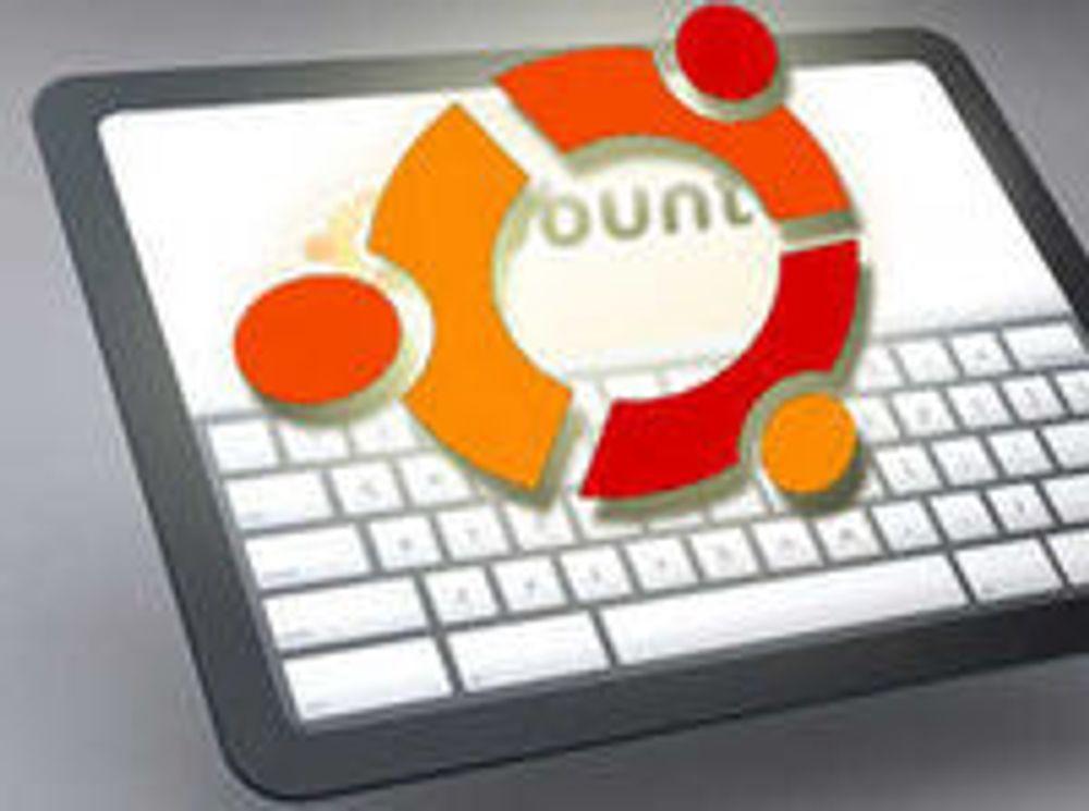 Ubuntu til nettfjøl