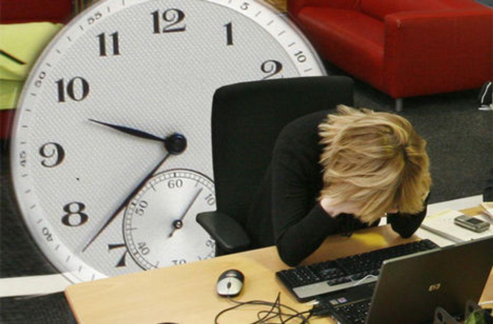 «Alle» IT-ansatte er unntak i overtidsreglene
