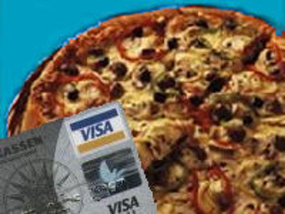 Frykter kortlekkasje fra pizzakjede