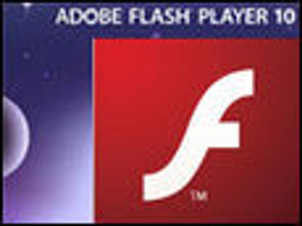 Mer 3D og bedre Linux-støtte med ny Flash