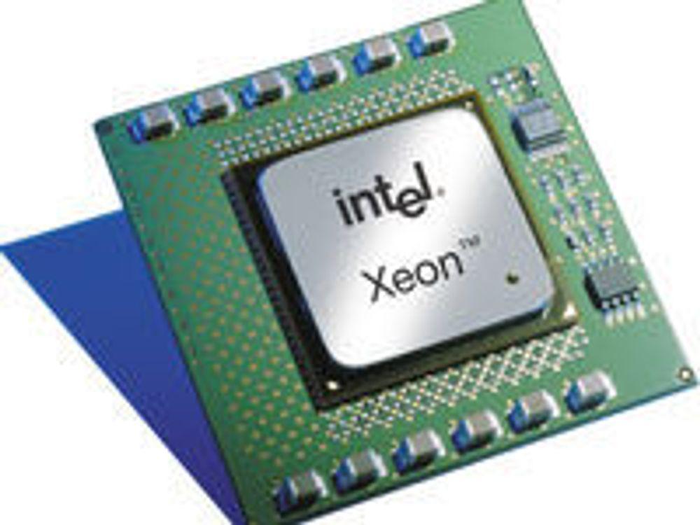 Intel trøster børsen med gode tall