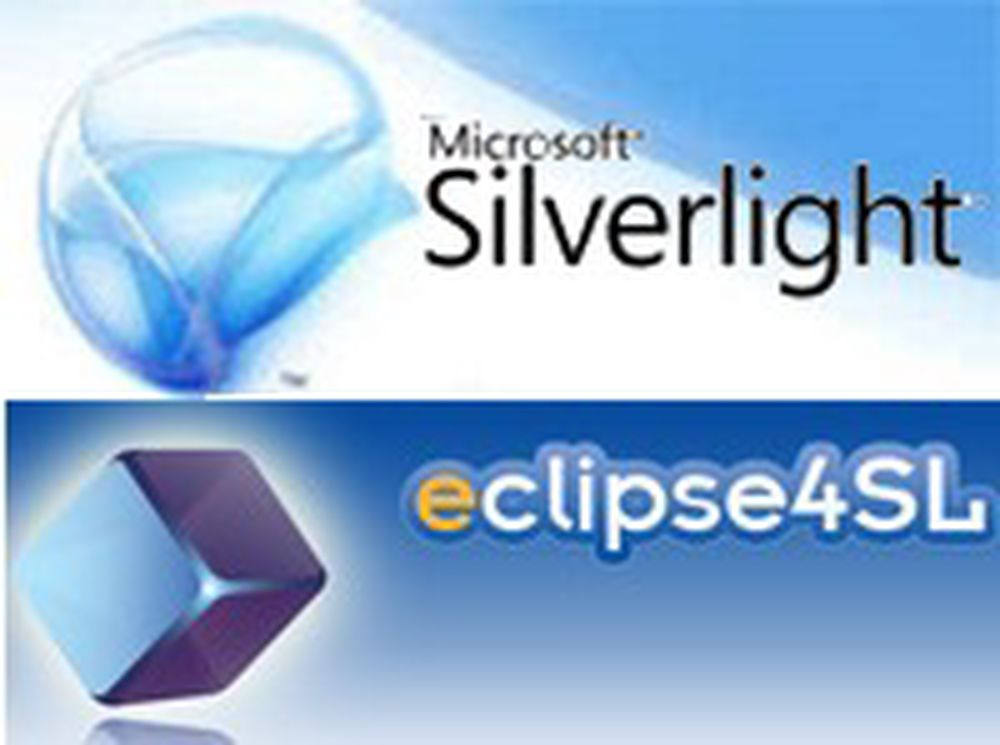 Bruk Java og Eclipse i Silverlight-prosjekter