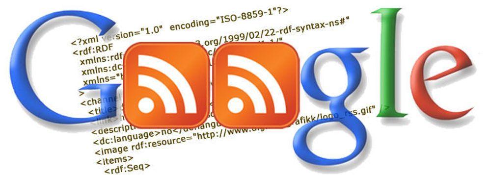 Endelig skal også Google tilby RSS-feed av helt vanlige søkeresultater.
