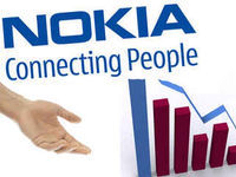 Nokia fra vondt til verre