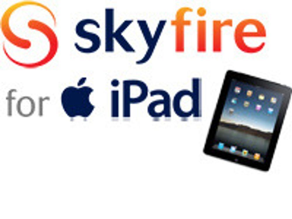 Nettleser åpner for Flash-video på iPad