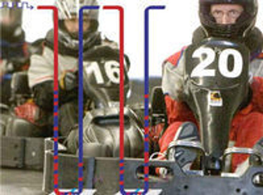 Gjennombrudd for «racetrack»-minne