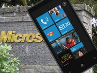 Microsoft med salgstall for WinPhone7