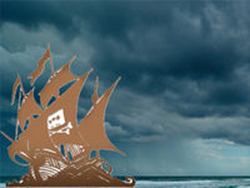 Anker Pirate Bay-dom
