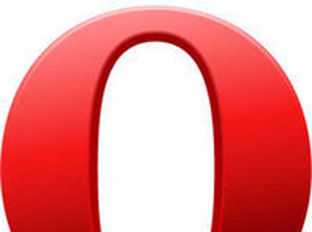 Massiv nedlasting av Opera 11