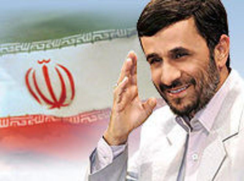 - Irans atomprogram satt to år tilbake
