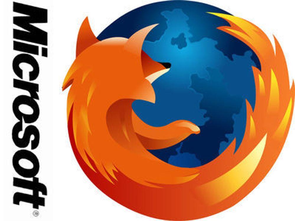 Microsoft gir Firefox H.264-støtte