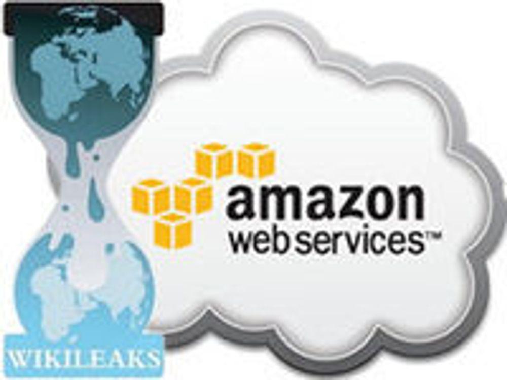 WikiLeaks-data tilbake i Amazons nettsky