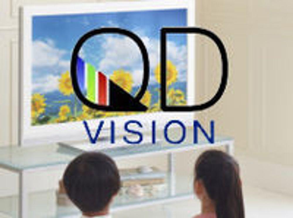 Vil erstatte OLED med «kvanteprikker»
