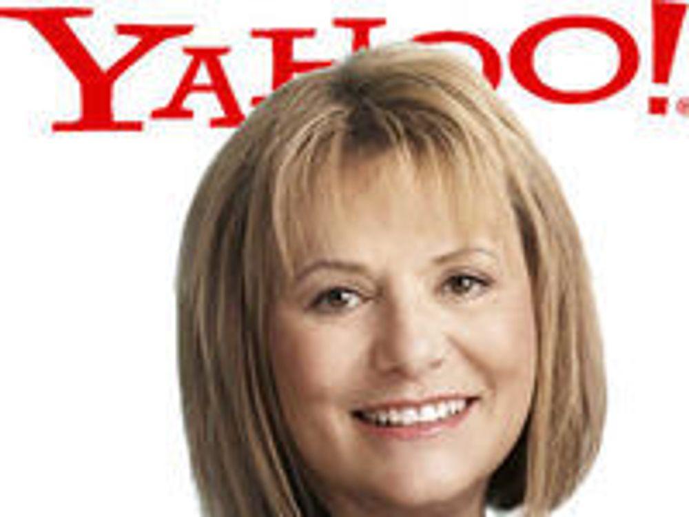 Hver 20. jobb ryker i Yahoo