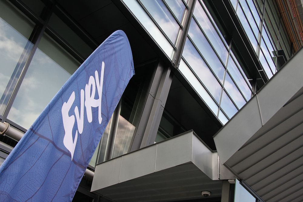 Evry foretar flere endringer etter børs-exiten.