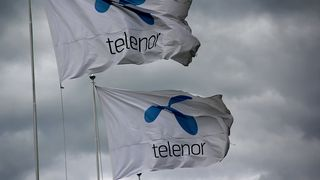 Milliardsmell for Telenor