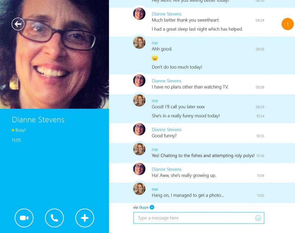 Modern UI-utgaven av Skype blir lagt ned om en knapp måned.