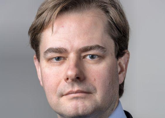 Lars Jacob Hiim, statssekretær, Næringsdepartementet.