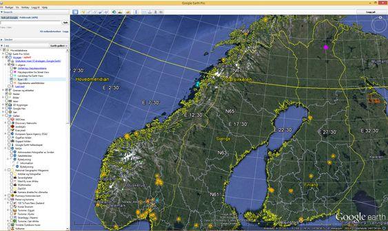 Den nye Voyager-funksjonen i Google Earth viser blant annet hvor man finner 3D-modellerte byer i Google Earth og Maps.