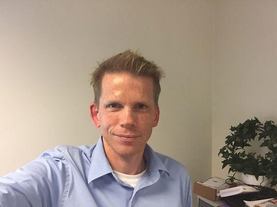 Morten Seliussen, direktør for moible tjenester hos UMS.