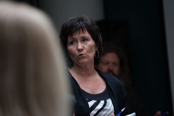 Kjersti Almåsvold er konsulent og lokalpolitiker (uten parti) fra Eidsvoll.