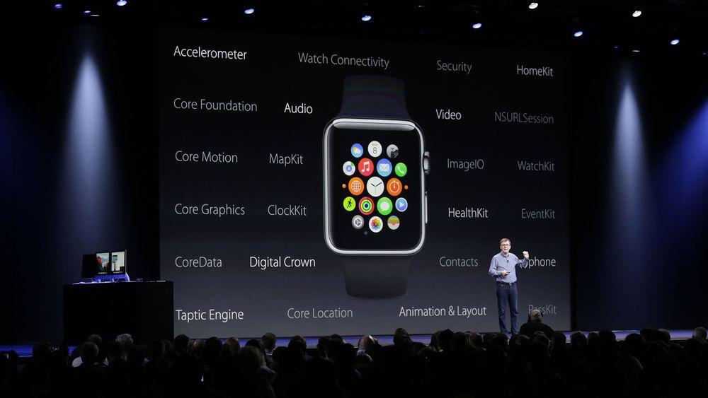 Utviklere får tilgang til så å si hele Watch-maskinvaren med watchOS 2, som slippes neste uke.