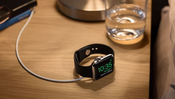 Apple Watch får en nattmodus med watchOS 2.