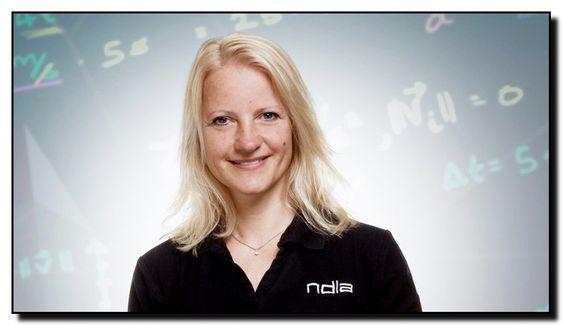 prosjektleder Elisabet Romedal, NDLA