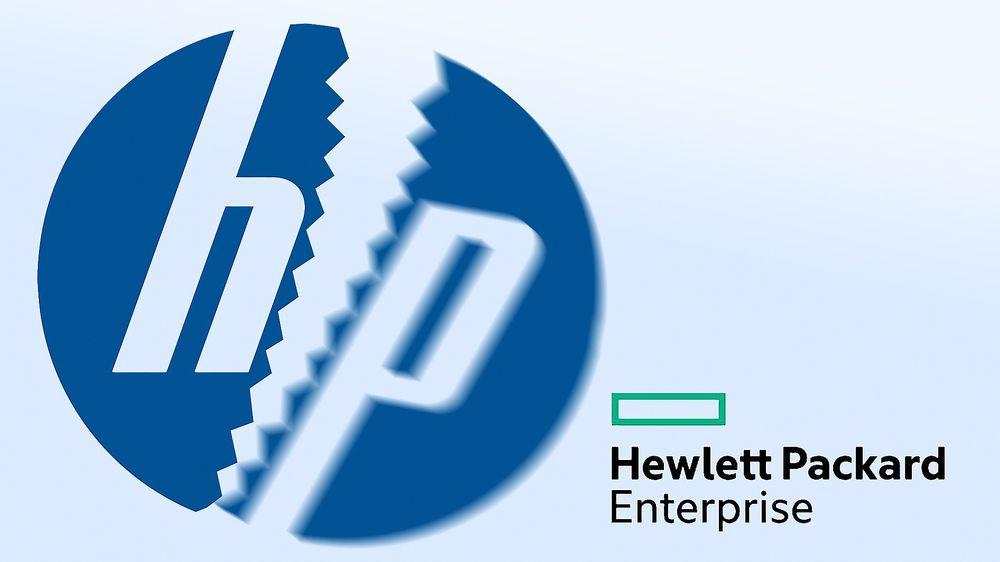 Rett før HP deles i to, en del for bedriftsløsninger - en annen for pc-er og printere, foretar selskapet en rekke tilpasninger.
