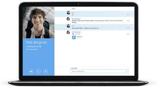 Åtte tegn krasjer Skype - for godt