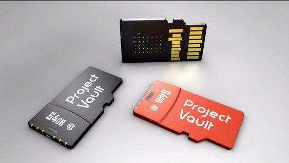 Project Vault-enhetene vil trolig komme i flere varianter