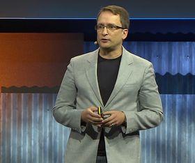 Peiter Zatko, også kjent som Mudge, leder Google ATAPs Vault-prosjekt.