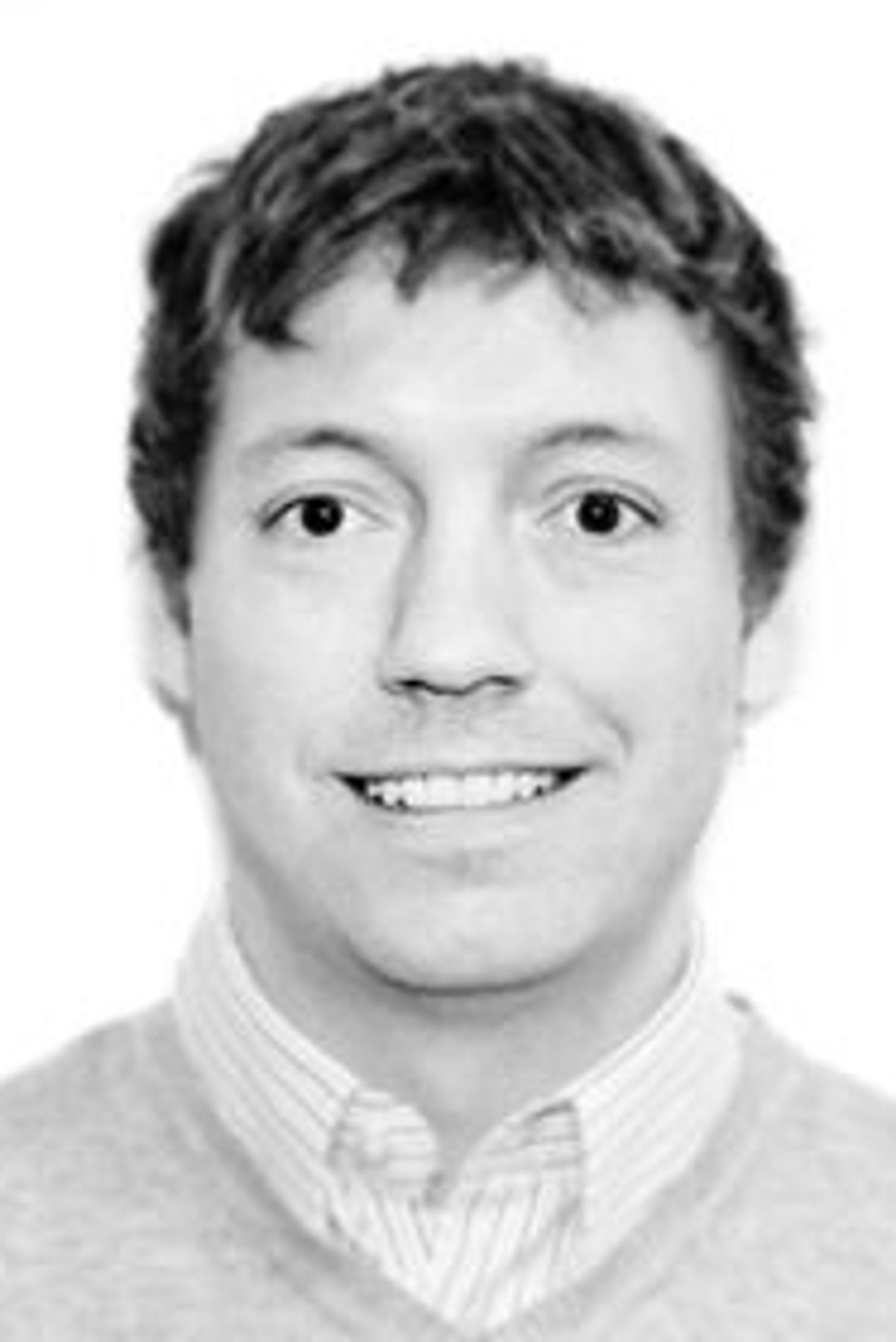 Henrik Otgard er utvikler i Knowit og blant dem som har jobbet mest med RuterBillett-applikasjonen for Android.