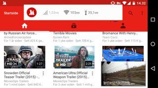 Lover jevnere videostrømming på mobilen