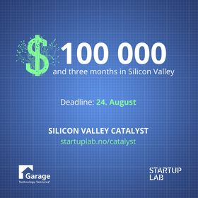 Silicon Valley Catalyst-plakat