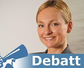 Liv Freihow, IKT Norge, debattvignett