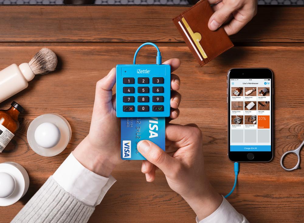 Den nye og enklere versjonen av iZettle er beregnet for småbedrifter med kanskje så mye som ti kortbetalinger om dagen.