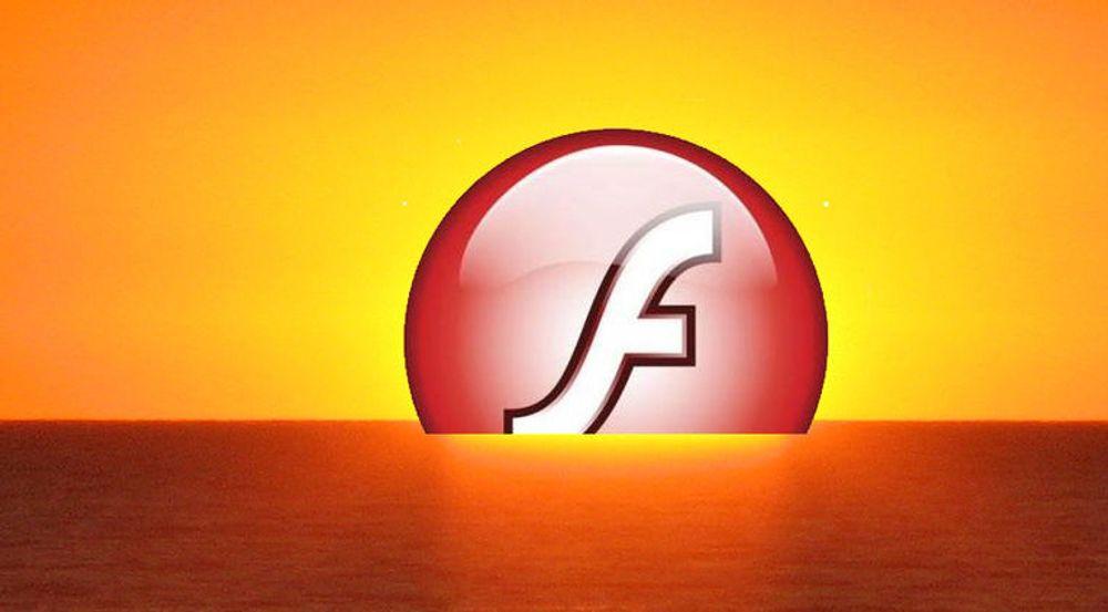 Webinnhold konsumeres i stadig større grad med smartmobiler og nettbrett uten Flash-støtte, noe som betyr at Flash-teknologien vil bli stadig mindre aktuell å bruke for mange nettsteder.