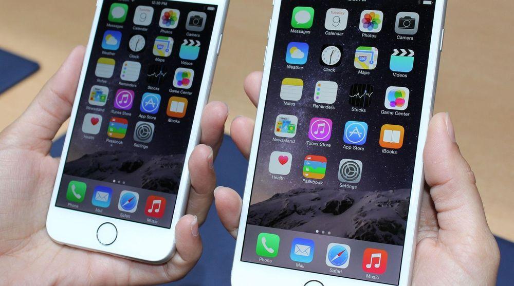 Apple vokser raskere enn de fleste andre i smartmobilmarkedet, ifølge Gartner.