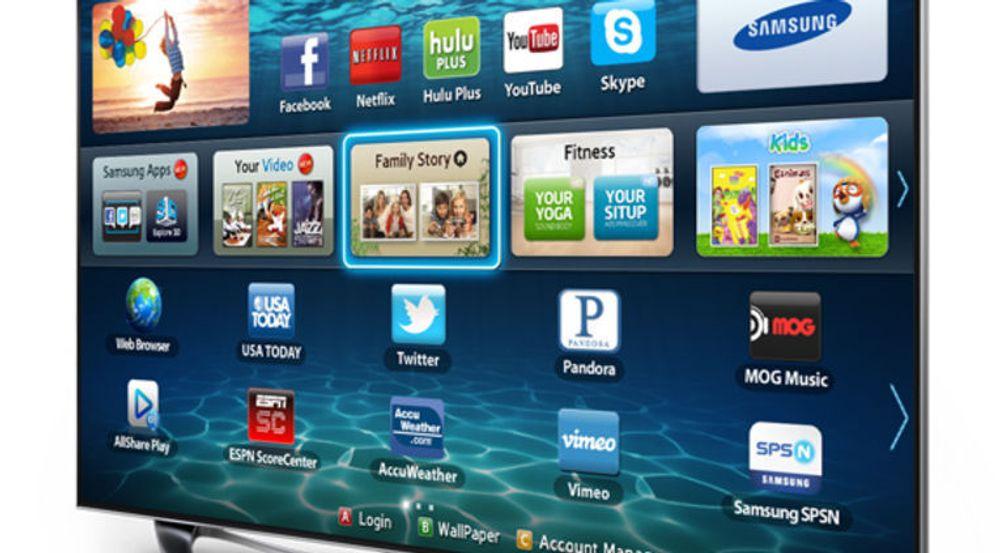 Smart-tv-funksjonene til tv-er fra Sony og Samsung skal fungere igjen, etter opptil to døgns nedetid.