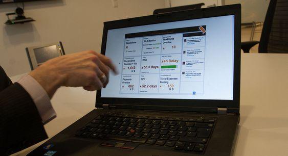 SAP får nå et mer moderne brukergrensesnitt kalt Fiori, som er HTML5-basert og skal fungere på tvers av plattformer og enheter.