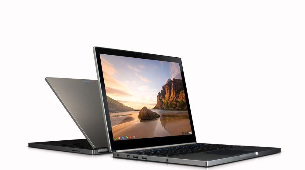 Chromebook Pixel, og de andre bærbare maskinene med Googles OS, er klar for det norske markedet. Men det er en ting som hindrer at de blir lansert med det første...