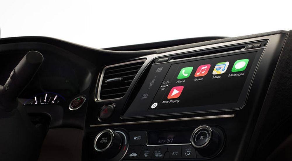 Apple bør holde seg til CarPlay og lignende løsninger, mener den pensjonerte GM-sjefen Dan Akerson.