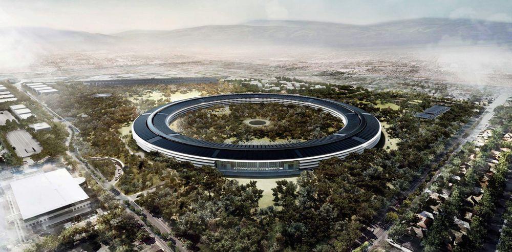 Det nye superbygget til Apple er et område Jony Ive skal jobbe mer med i tiden fremover.