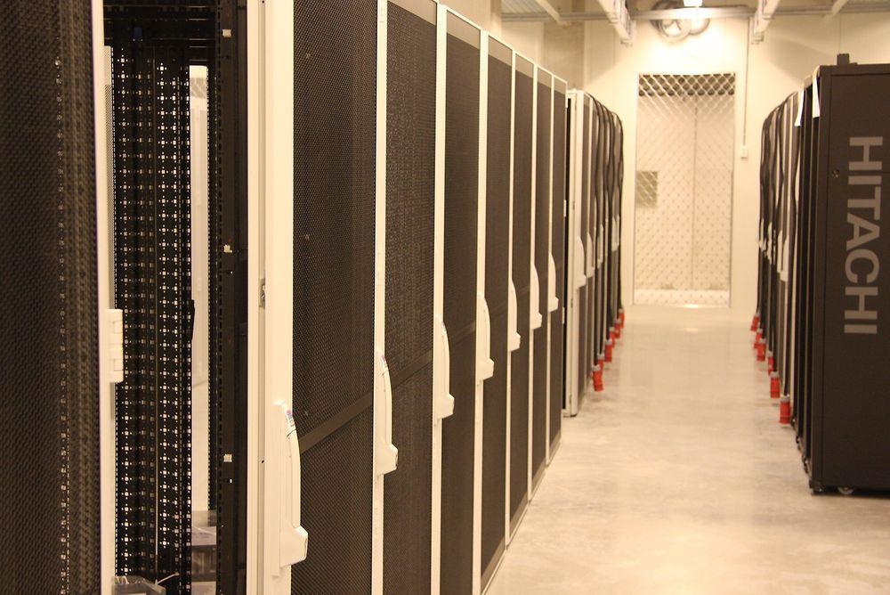 Regjeringen lover avgiftskutt for store datasentre.