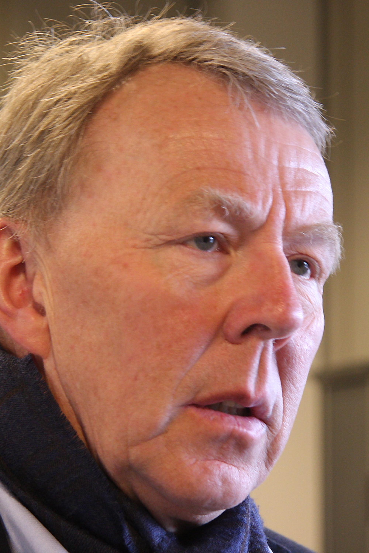 6b16fb94 IKT Norge og generalsekretær Per Morten Hoff kommer ikke med ubetinget  støtte til Digiplex. Bilde: Espen Zachariassen