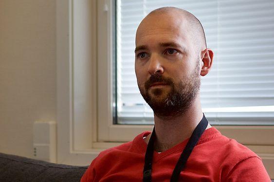 Morten Hjelle, Netpower, Sandnes.