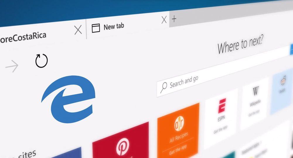 Windows 10 har blitt tatt i bruk av mange, men interessen for Microsofts nye nettleser, Edge, er på ingen måte like stor.