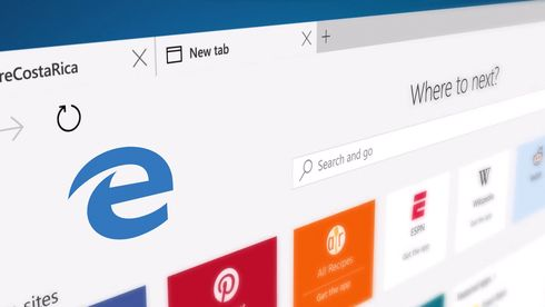 Slapp start for Microsoft Edge