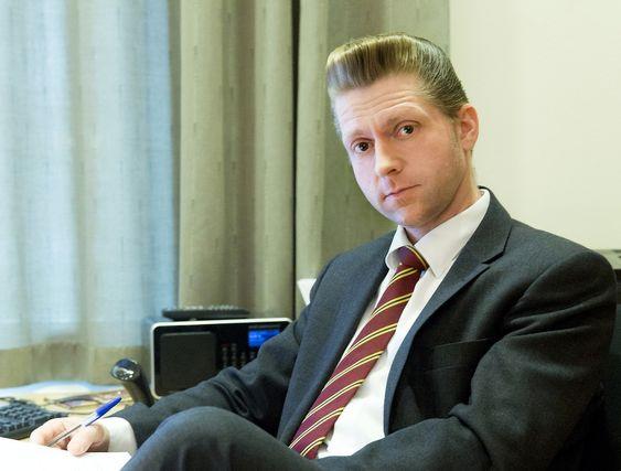 Jørgen Næsje, statssekretær, Finansdepartementet